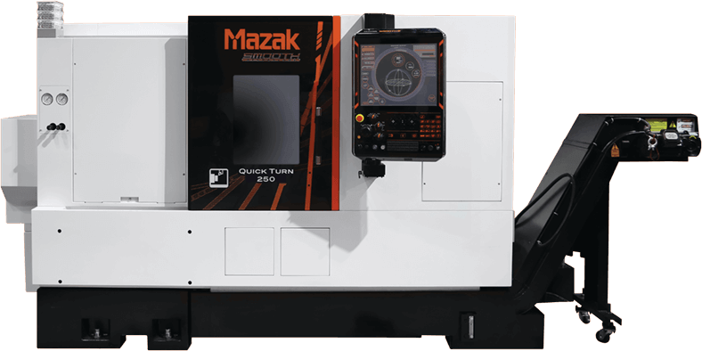 Mazak QUICK TURN 250 MSY Mill/Turn