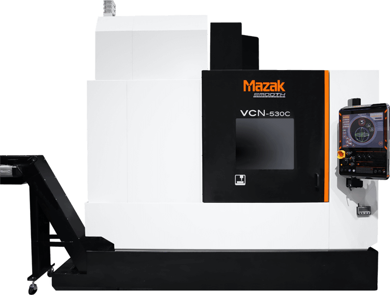 Mazak VCN-530C 4-Axis Vertical Machining Center